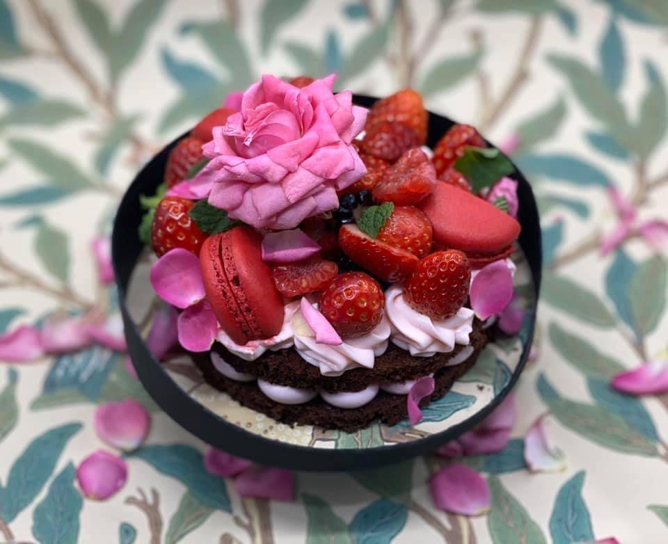 こんなケーキが欲しかった!!